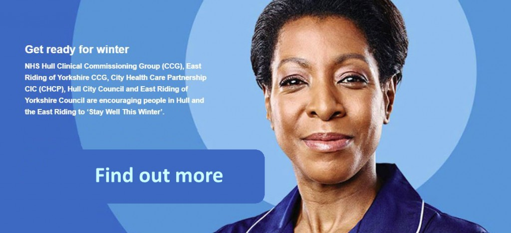 Link to information on staying well this winter.