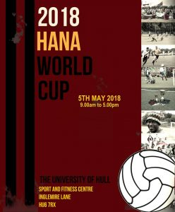 2018 HANA World Cup, 5th May 2018